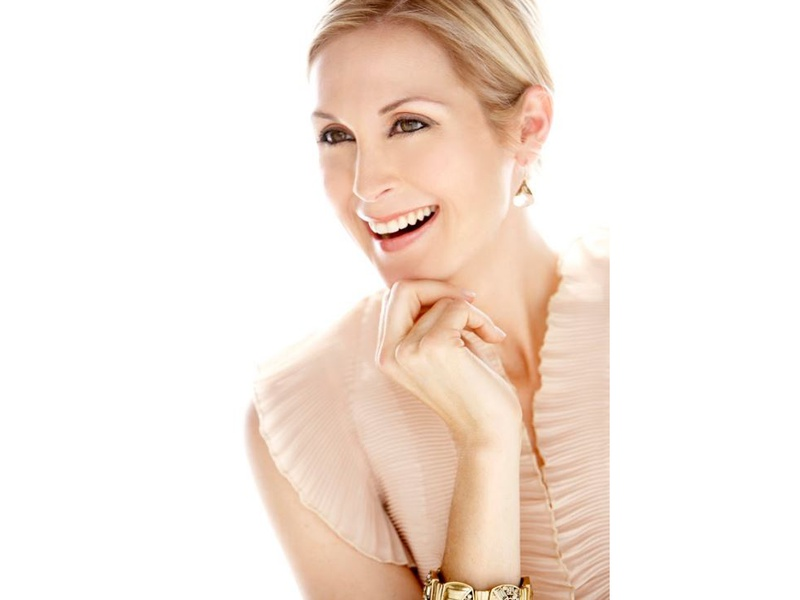 Rank & Style - Best Actress, Women's and Children's Advocate, and Creator of Kelly Rutherford Jewelry