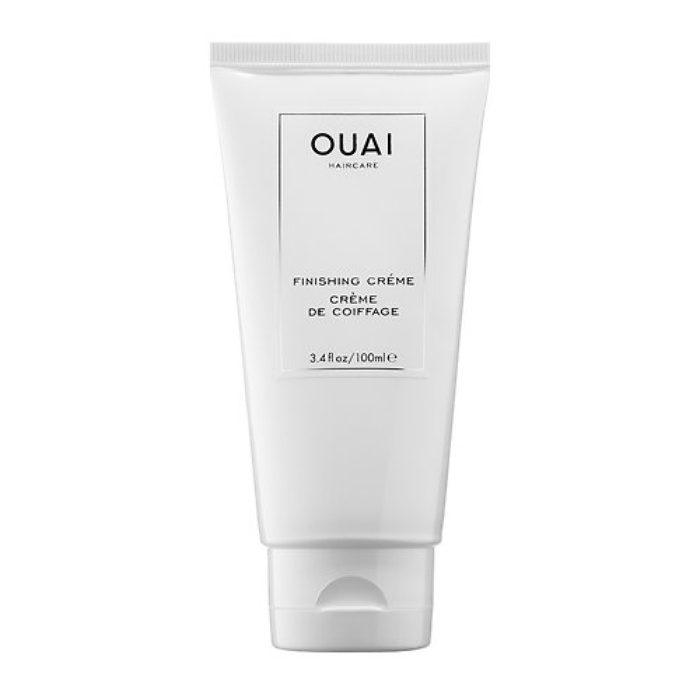 Inventor of The Beachwaver - The Ouai Finishing Crème: