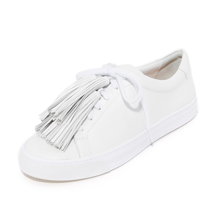 Founder of the Lauren Scruggs Kennedy Foundation - Loeffler Randall Logan Tassel Sneakers