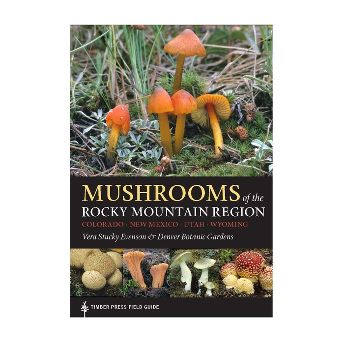 Founder, DRAM Apothecary - Mushrooms of The Rocky Mountain Region Book