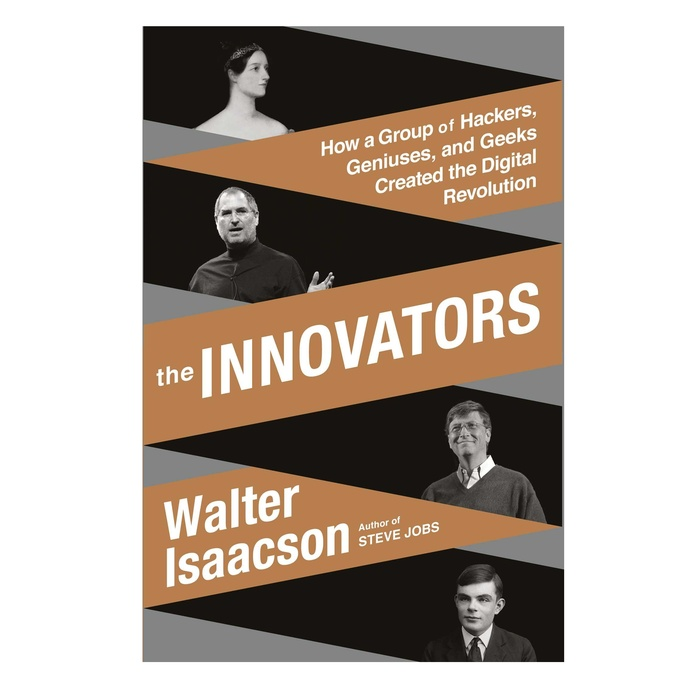 Author, Tales From the Back Row: An Outsider's View From Inside the Fashion Industry - The Innovators by Walter Isaacson
