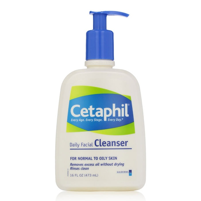 Fashion Editor, Polyvore - Cetaphil Daily Facial Cleanser