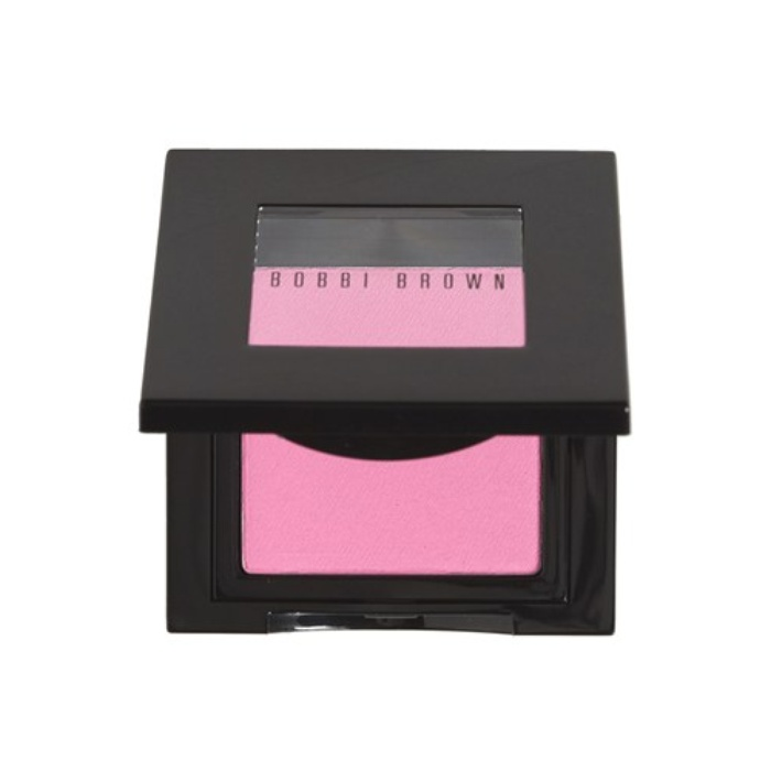 "Beauty Guru and Television Host - Bobbi Brown Blush in ""Pale Pink"""