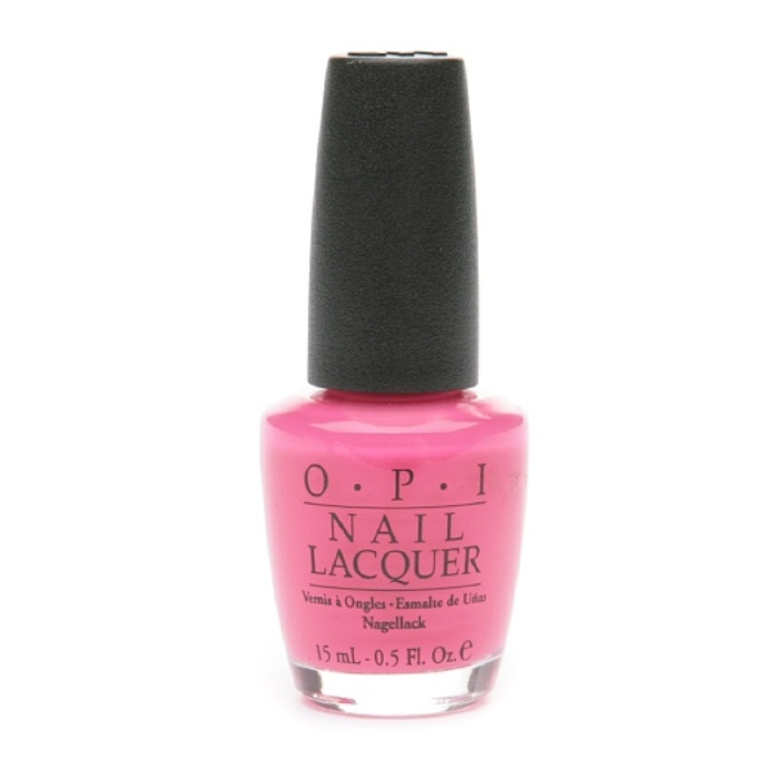 Founder & CEO, Simple Sugars - OPI Nail Polish in Strawberry Margarita