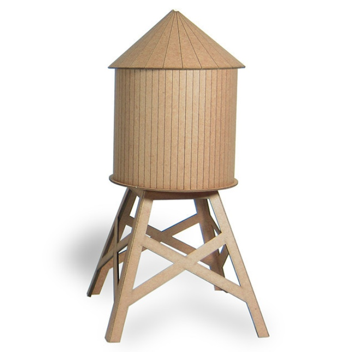 Founder, Untapped Cities - Boundless Brooklyn Model Water Tower Kit