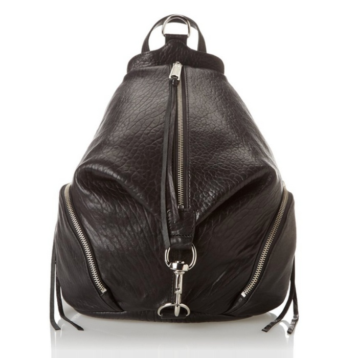 Author, Tales From the Back Row: An Outsider's View From Inside the Fashion Industry - Rebecca Minkoff Julian Backpack