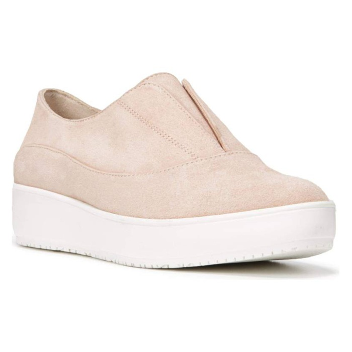 Interior Designer, Stylist, Best-Selling Author and TV Personality - Dr. Scholl's Blakely Laceless Platform Sneaker