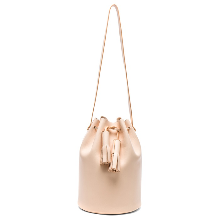 Designer and Founder of Rachel Pally Inc. - Building Block Bucket Bag