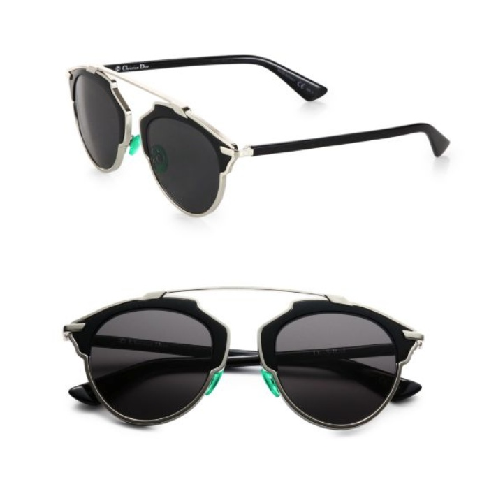 CEO & Founder, ASAP54 - Dior So Real 55mm Pantos Sunglasses