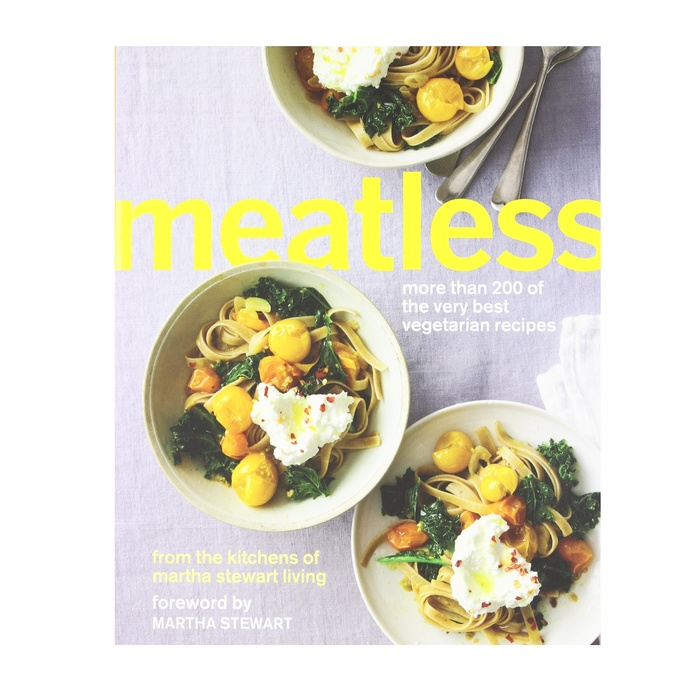 Founder, DRAM Apothecary - Martha Stewart's Vegetarian Cookbook: Meatless