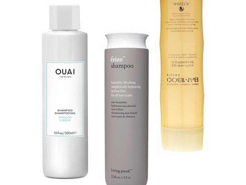 Rank & Style - Best Anti-Frizz Shampoos