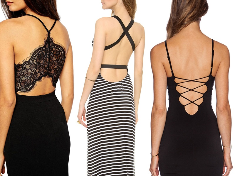 Rank & Style - Best Backless Dresses