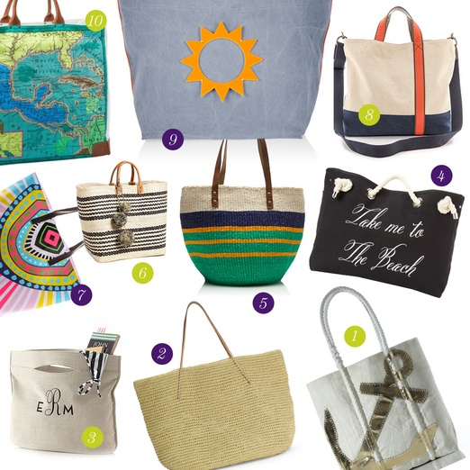 10 Best Beach Bags | Rank & Style
