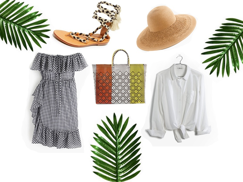 Rank & Style - Best Beach Vacation Must-Haves