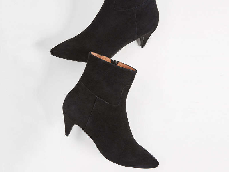 Rank & Style - Best Black Ankle Boots