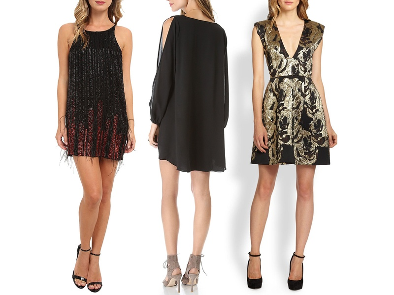 Rank & Style - Best Black Cocktail Dresses for Fall