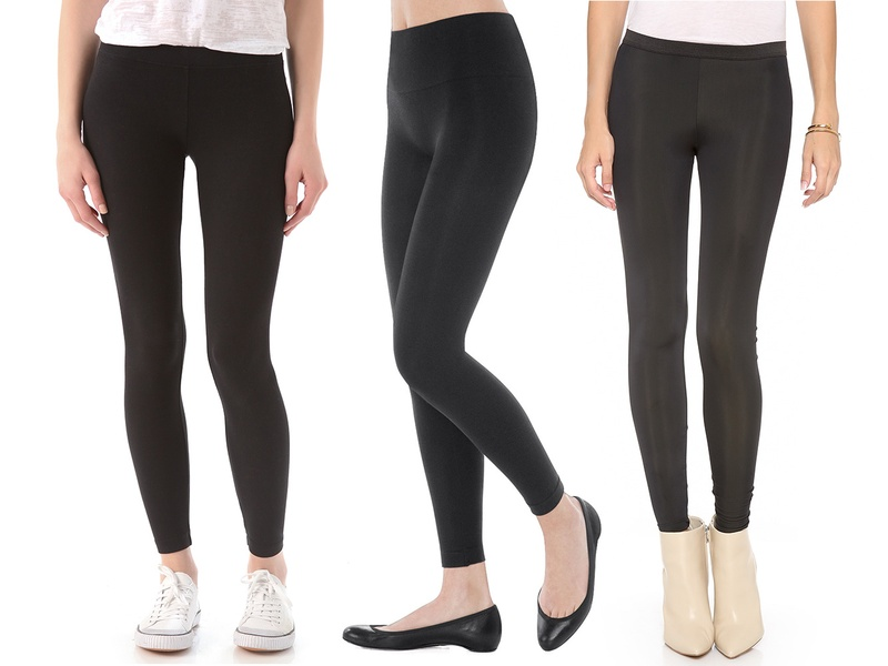 10 Best Black Leggings | Rank & Style