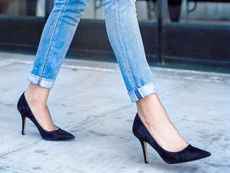Rank & Style - Best Black Pumps Under $100