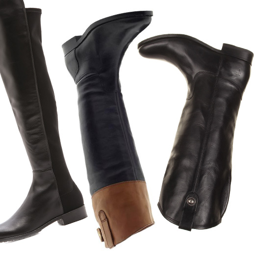 Rank & Style - Best Black Riding Boots