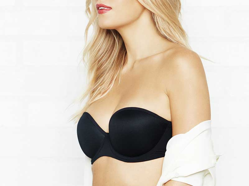 10 Best Strapless Bras