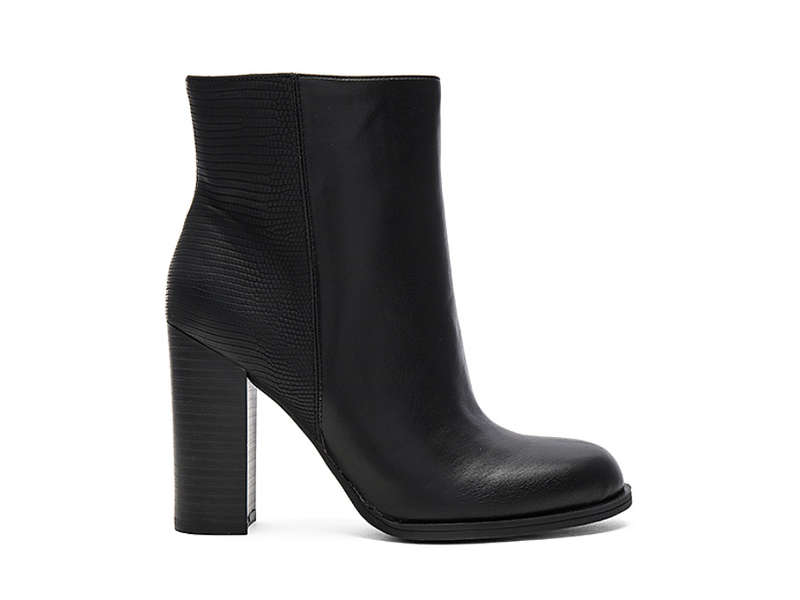 Rank & Style - Best Block Heeled Booties Under $150