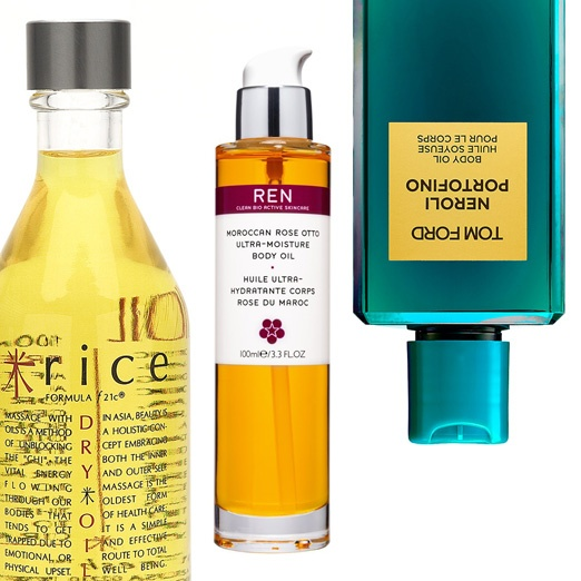 Rank & Style - Best Body Oils