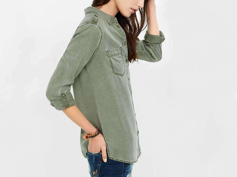 Rank & Style - Best Boyfriend Button-Down Shirts