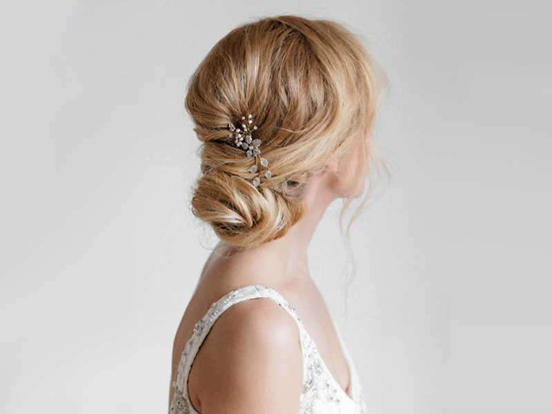 Rank & Style - Best Bridal Hair Accessories