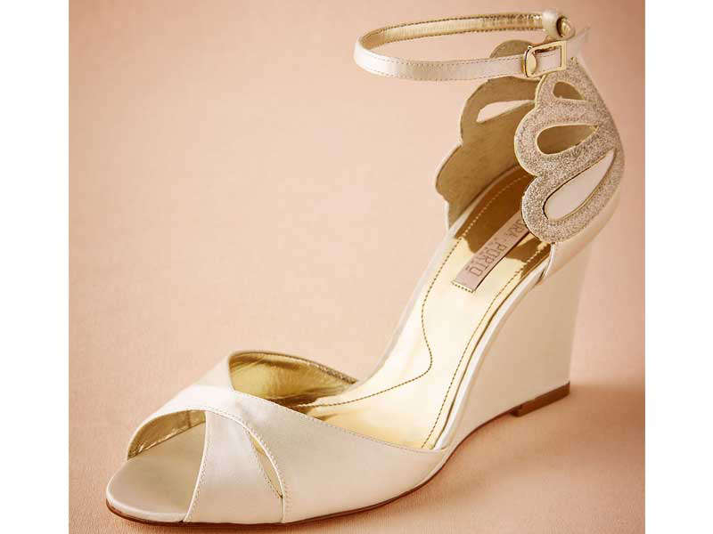 Rank & Style - Best Bridal Wedges
