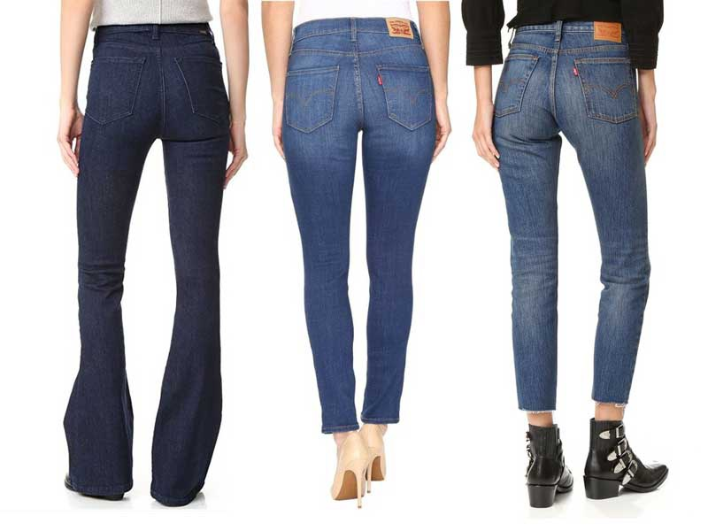 10 Best Butt-Shaping Denim