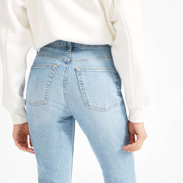 Valuable girl tight jeans butt opinion