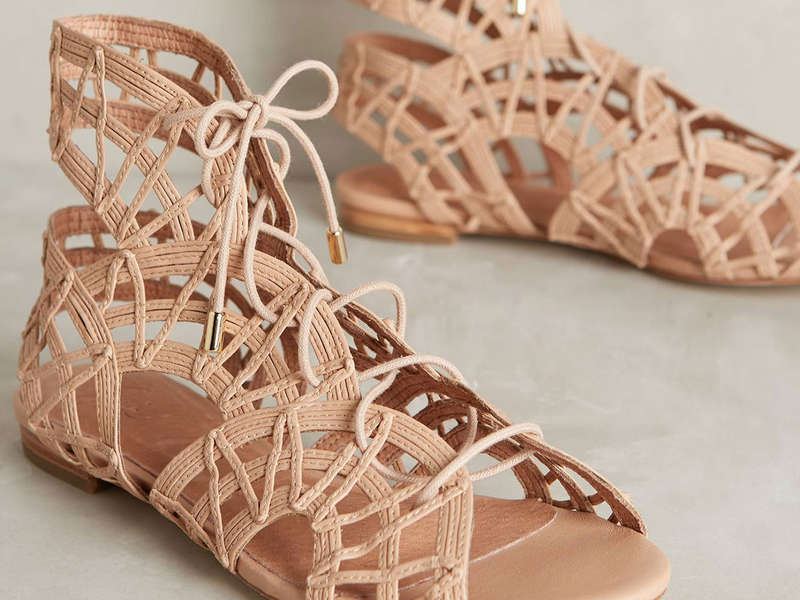 Rank & Style - Best Caged Sandals