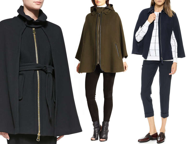 Rank & Style - Best Fall Capes