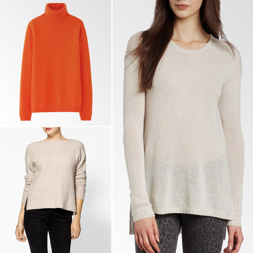Rank & Style - Best Cashmere Sweaters