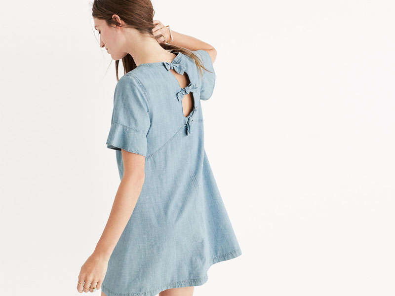 Rank & Style - Best Chambray Dresses