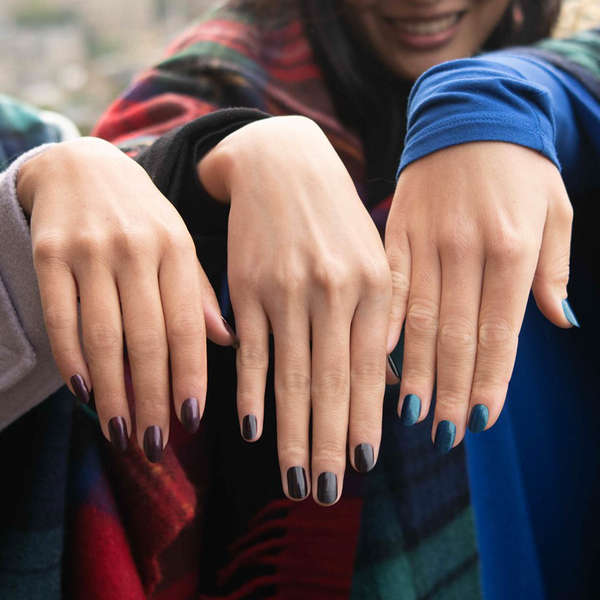 10 Best Nail Polish Color Trends for Fall 2019