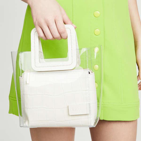10 Best Clear Handbags Rank Style