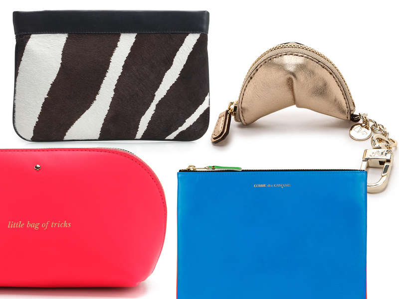 Rank & Style - Best Best Clutches & Small Leather Accessories