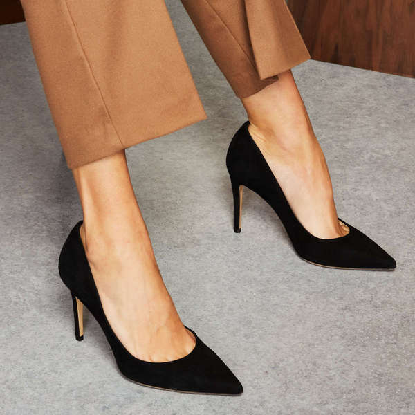 10 Best Comfortable Work Heels 2019 | Rank & Style