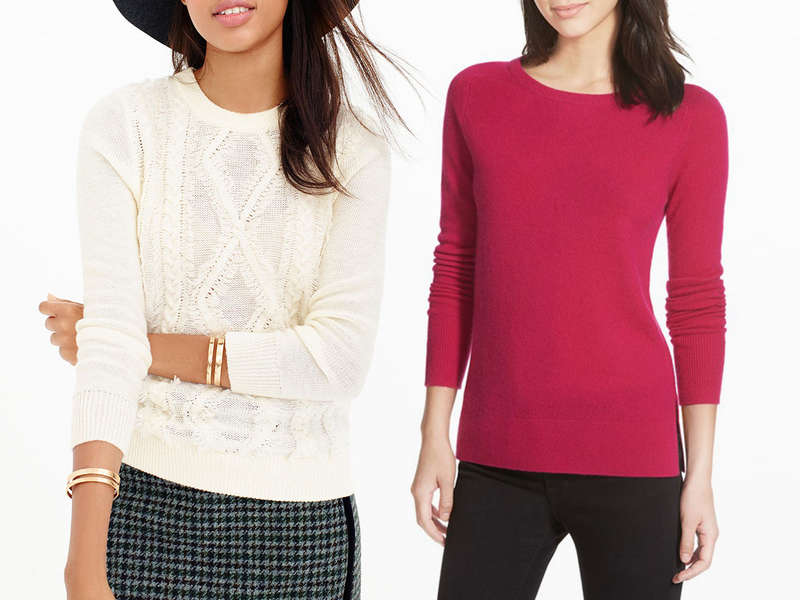 Rank & Style - Best Crewneck Sweaters Under $100