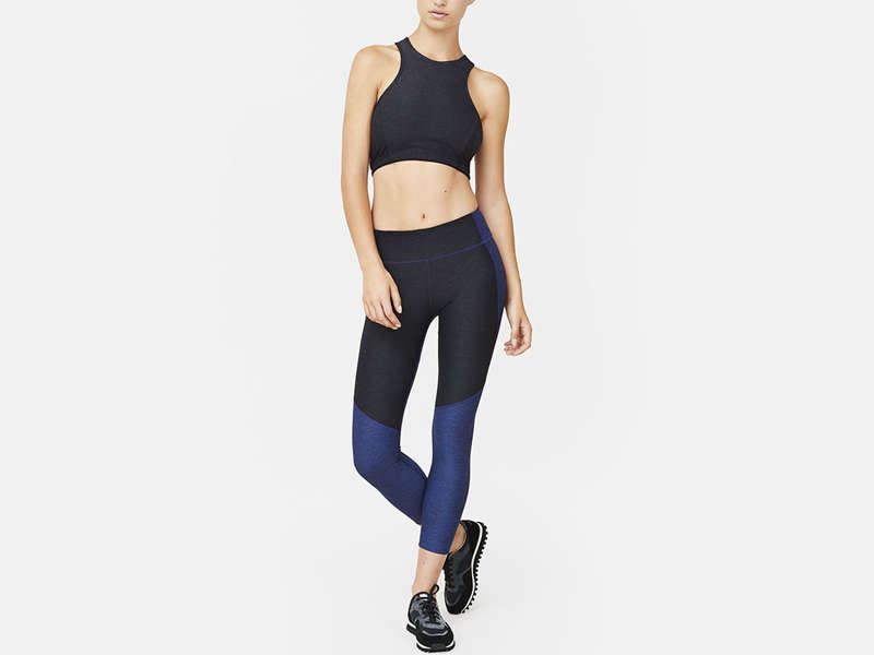 Rank & Style - Best Cropped Workout Leggings
