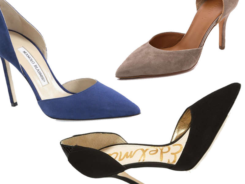 Rank & Style - Best D'Orsay Pumps