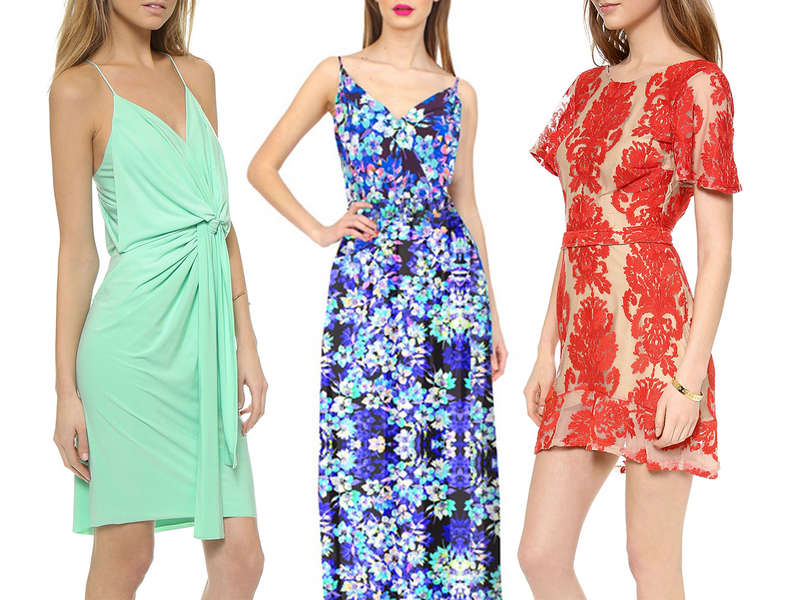 Rank & Style - Best Dresses Under $250 for Summer Weddings