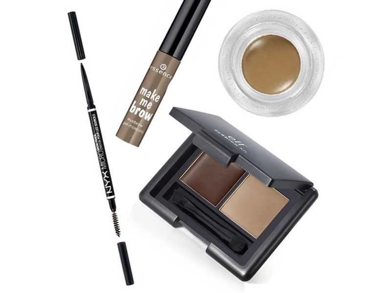 The Ten Best Drugstore Brow Products 2017