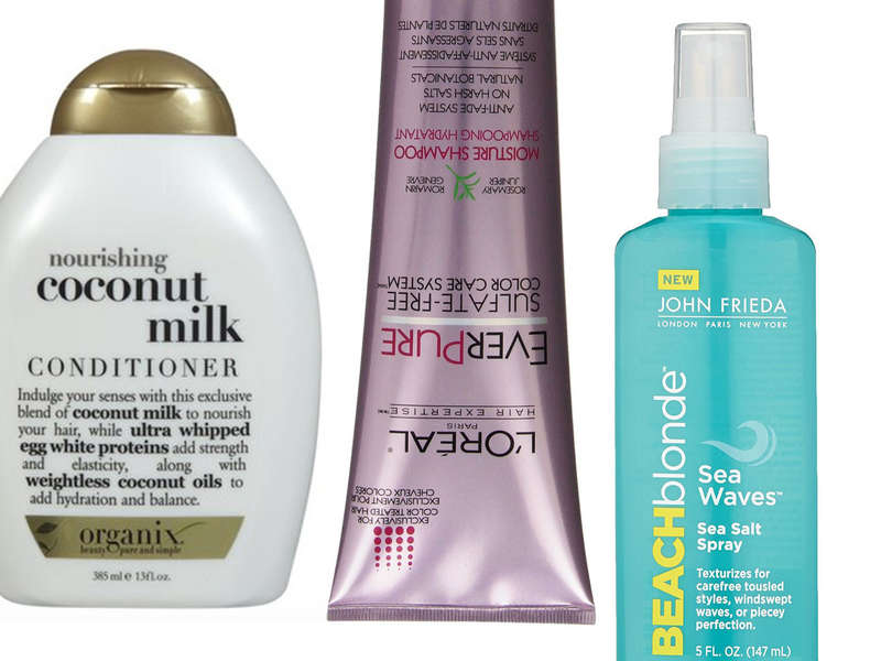 Rank & Style - Best Drugstore Hair Products