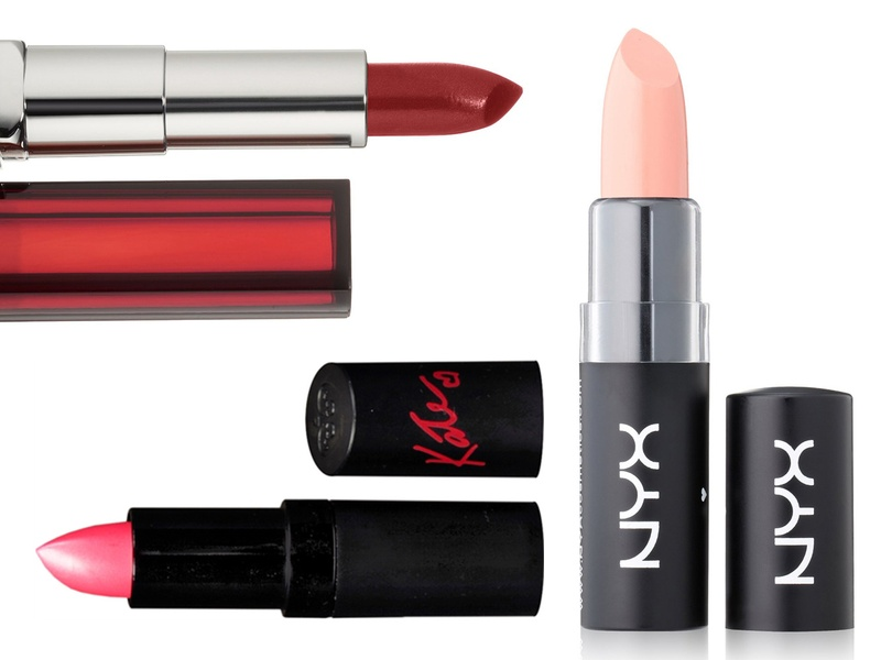 Rank & Style - Best Drugstore Lipsticks