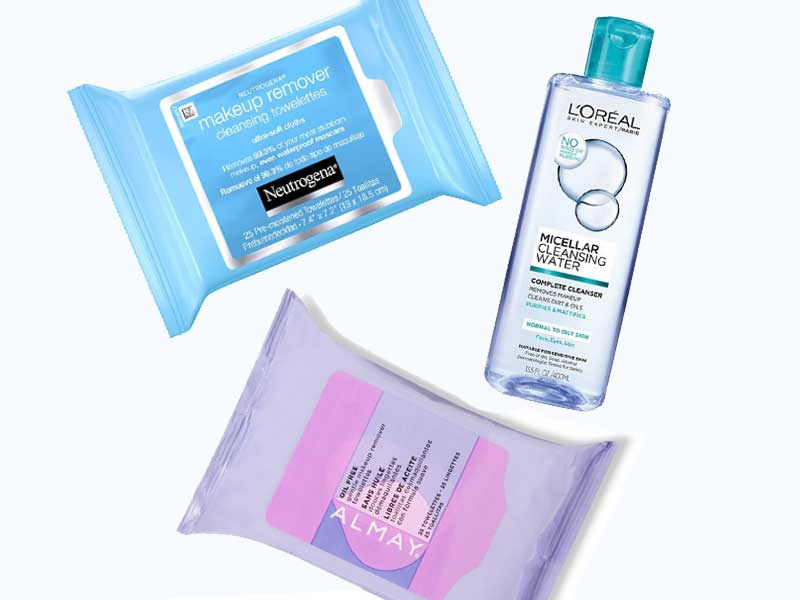 10 Best Drugstore Makeup Remover