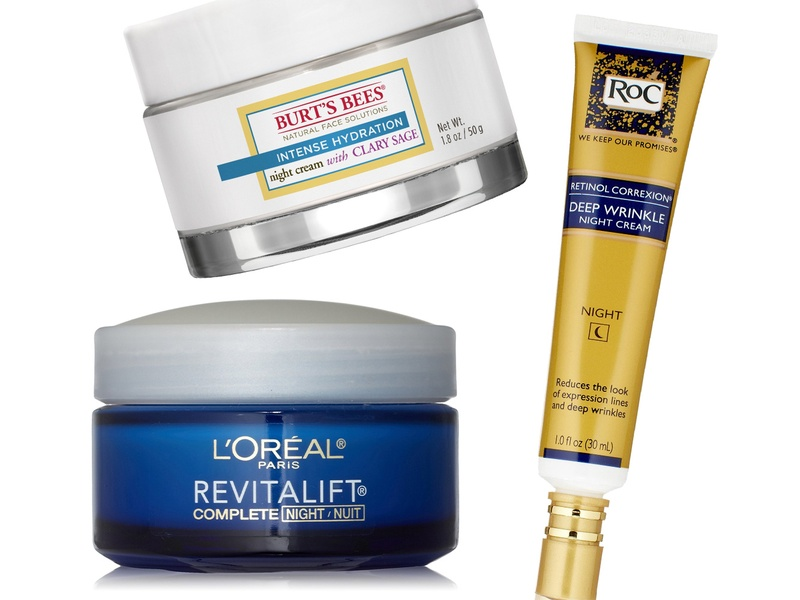 10 Best Drugstore Night Creams