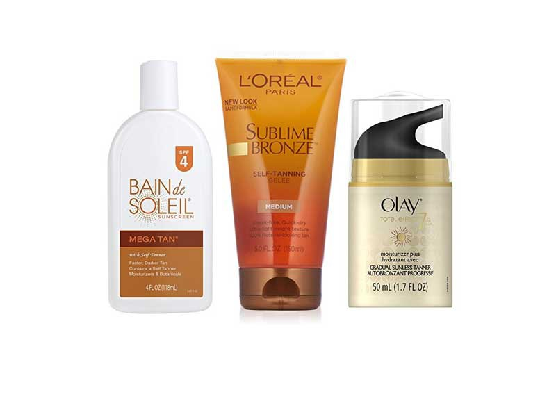 Rank & Style - Best Drugstore Self-Tanners