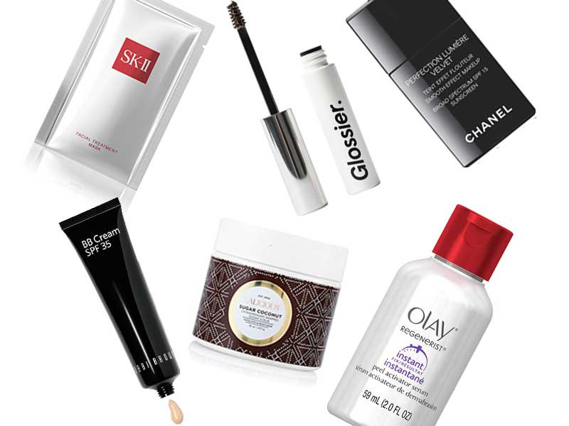 10 Best Editor's Beauty Picks 2017
